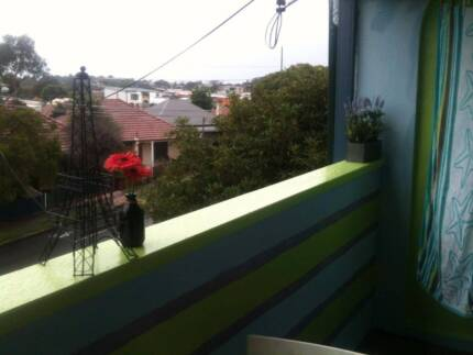 airy room+balcony for rent in Marrickville