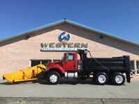 2006 International 7400 Dump Plow T/A Tandem Snow