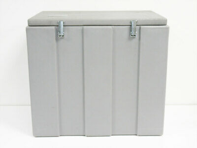 Thermosafe 301 Heavy Duty Dry Ice Storage Chest 3.75 Cu. Ft 2 Capacity 200 Lbs B