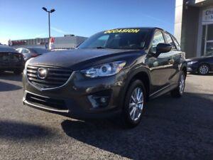 2016 Mazda CX-5 GS, DÉMARREUR, TOIT, SIÈGES CHAUFFANTS, BLUETOOT