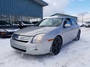 2007 Ford Fusion SEL MAGS A/C