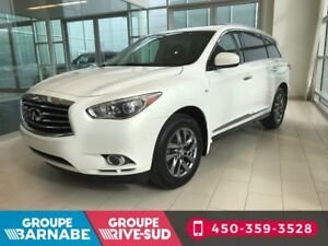 2014 Infiniti QX60 3.5L AWD CUIR TOIT OUVRANT PERFECT CONDITION