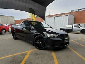 2009 Holden Commodore VE MY09.5 SV6 Black 5 Speed Automatic Utility