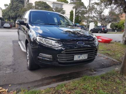 2012 Ford Territory Titanium 7 Seats Excellent Condition Low Kms Albert Park Port Phillip Preview