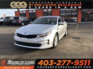 2017 Kia Optima LX / Back Up Cam / Heated Seats