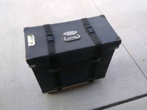 Vintage Drum Percussion Equipment Trap Case
