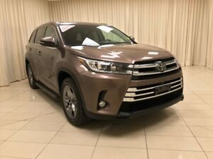 2017 Toyota Highlander Limited Beautifully Packaged!