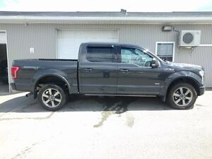 2016 Ford F-150 Lariat Sport 4X4 360 camera, panoramic sunroof,