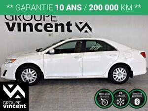 2014 Toyota Camry LE **GARANTIE 10 ANS**