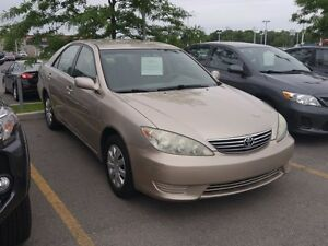 2005 Toyota Camry LE, AUTO, A/C, GR ÉLEC, CRUISE IN SUPERB SHAPE