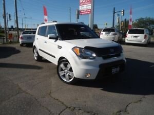 2010 Kia Soul AUTO SUNROOF ALLOY 4 NEW TIRES NO ACCIDENT SAFETY