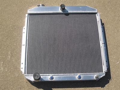 1953 - 1956 Ford Pickup Truck Aluminum Radiator 3 Core F Series Ford Engine