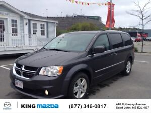 2017 Dodge Grand Caravan Crew- $179 B/W FULL STO n GO..ALLOY WHE