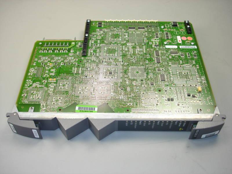 Alcatel 90-7282-02 7470 Msp Ckt Emulation Card Ba1c33r