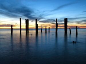 Port Willunga Old Jetty, South Australia South Plympton Marion Area Preview