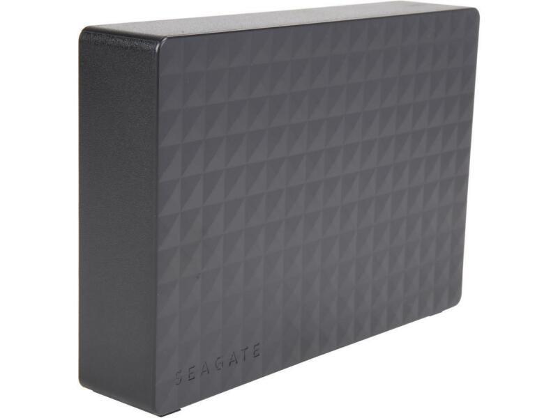 Seagate Expansion Desktop Hard Drive 10TB HDD External - PC Windows PS4 & Xbox -