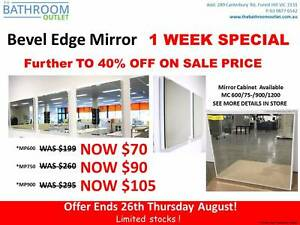 Vanity Clearance Sale From $249 Limited Offer Only! Forest Hill Whitehorse Area Preview