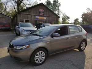 2012 Kia Forte5 LX Plus, Automatic, BLUETOOTH LOW KMS!