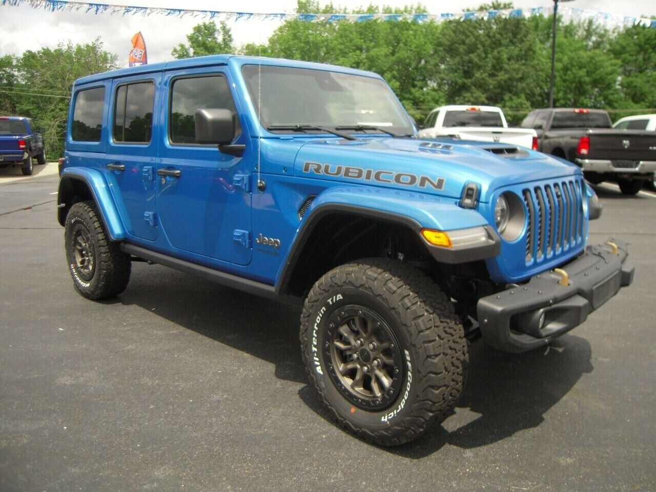 2021 Jeep Wrangler Rubicon 392 4x4 4dr SUV