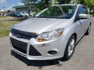 2014 Ford Focus SE- HATCHBACK- AUTOMATIQUE- DÉMARREUR!!