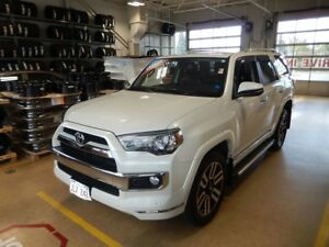 2016 Toyota 4Runner SR5 Limited Fully loaded luxury suv