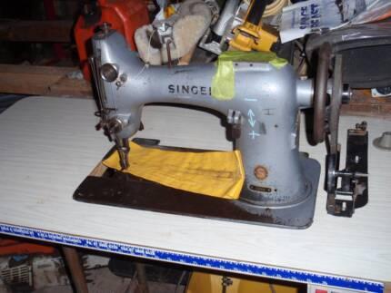 Singer 132K6 sewing machine for sale (refurbished)