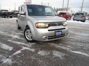 2009 Nissan Cube 5DR AUTO LOW KM NO ACCIDENT 4 NEW TIRES  AC PW