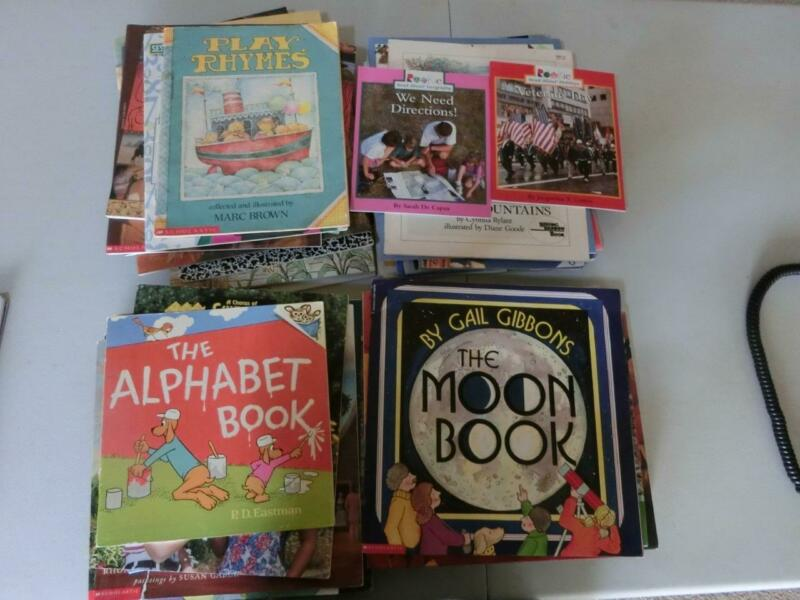 Huge Lot 59   K 1st  2nd 3rd  Grade AR Picture Books TEACHER LIBRARY