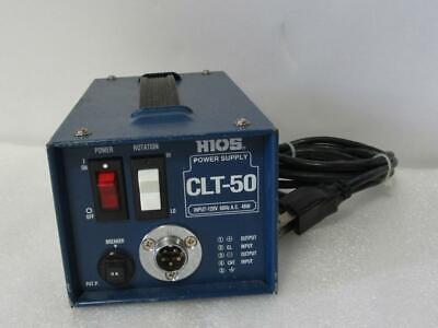 Hios Clt-50 Power Transformer For Powered Screw Driver
