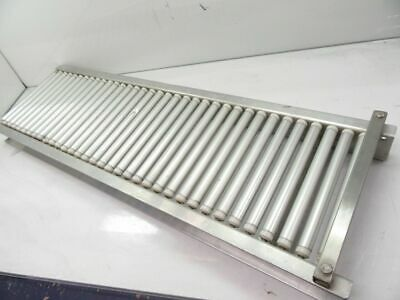 Roller Conveyors (ROLLER CONVEYOR 38608 11 IN W X 36 IN L 21/2 H (Used Tested)     )