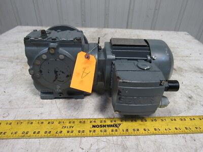 Sew Eurodrive Sf47 Dt71d4tfis 381 1700 Rpm Gear Motor 25mm Shaft 64 Inlbs.