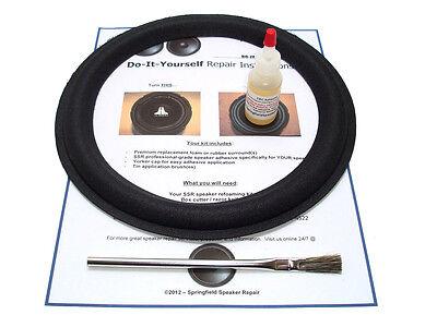"1 Boston Acoustics 10"" VR500 Speaker Foam Surround Kit - PV600, SW10 - 1Bos10"