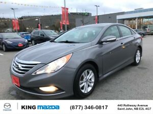 2014 Hyundai Sonata GLS NEW BRAKES..POWER ROOF..HEATED FRONT AND