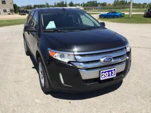 2013 Ford Edge SEL   FWD   Accident Free   Bluetooth