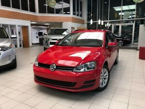 2016 Volkswagen Golf Sportwagon TREDLINE BLUETOOTH CAMERA DE REC