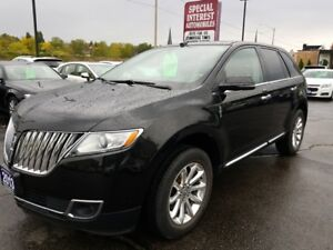 2013 Lincoln MKX CLEAN CAR PROOF !!  ONE OWNER !!  ONTARIO VE...