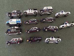 Match Box Police Vehicles Maitland Area Preview