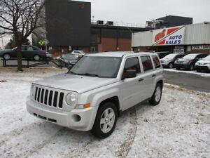 2010 Jeep Patriot SPORT~MANUAL TRANSMISSION~CERTIFIED!!!