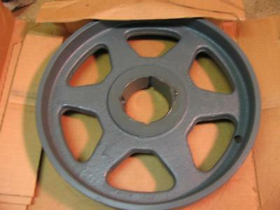 Dodge 12 X 2 12 Flat Face Pulley 330257