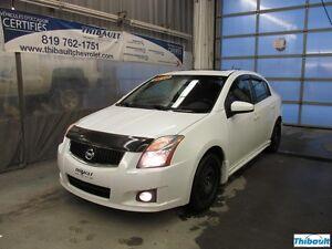 2010 Nissan Sentra SE-R