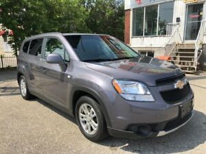 2012 Chevrolet Orlando 7 SEATS/ONE OWNER/NO ACCIDENT/CERTIFIED/W