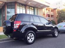 2009 Grand Vitara Auto 4x4 Low Ks Chatswood Willoughby Area Preview
