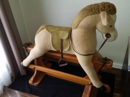 Merrythought Rockinghorse