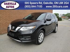 2017 Nissan Rogue AWD /S/BLUETOOTH/ BACKUP CAM