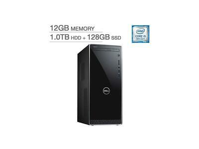 Usado, Dell Inspiron Desktop PC Intel Core i5-9400 12GB 1TB HDD + 128GB SSD Widows 10 comprar usado  Enviando para Brazil
