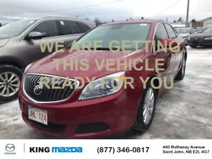 2014 Buick Verano Base LUXURY IN A SMALL PACKAGE..CRYSTAL RED TI
