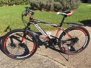 2016 brand new Eurobike X1 GTR Alloy MTB Bike , 27 Speed, Disc Dingley Village Kingston Area Preview