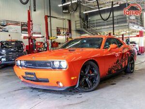 2009 Dodge Challenger *****R/T+CUIR+TOIT+V8(HEMI)+JAMAIS ACCIDEN