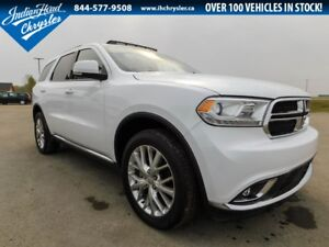 2016 Dodge Durango Limited AWD | Leather | DVD