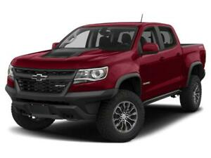 2019 Chevrolet Colorado Crew Cab ZR2 4x4|Duramax Diesel|Leather|